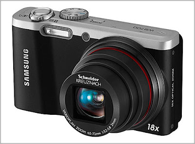 Samsung WB700 Camera Digital Review and Specifications