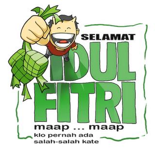 Kumpulan Ucapan Selamat Idul Fitri Terbaru 2012