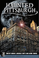 PRE-ORDER THE HAUNTED PITTSBURGH BOOK