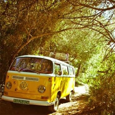 UBO furgoneta vintage