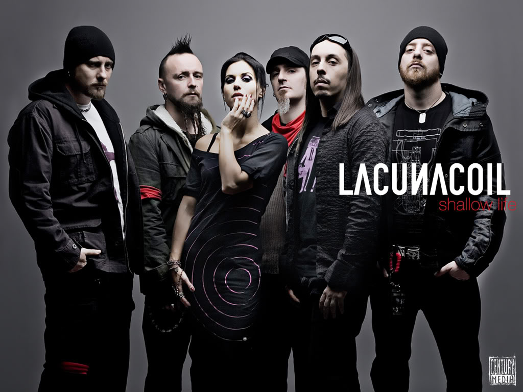 Lacuna Coil - Wallpaper Gallery