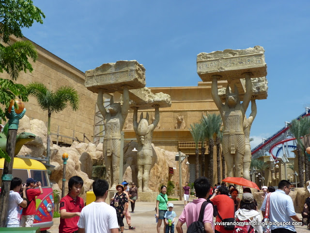 Ancient Egypt Zone