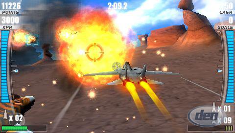 After Burner   Black Falcon (PSP) (Juegos 2014)