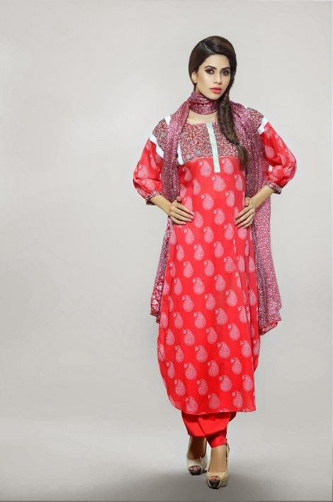 kayseria lawn 2014 for Women