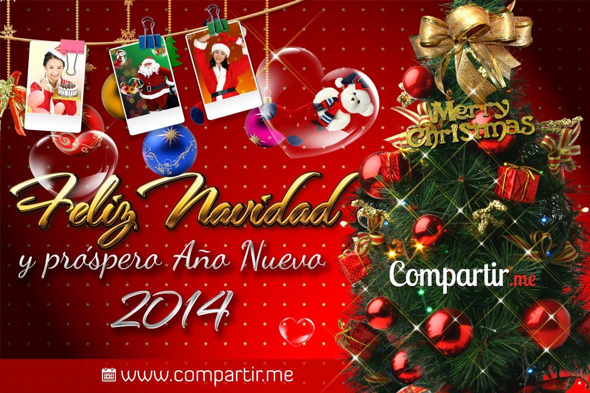 Fotos navideñas! Tarjeta-virtual-de-navidad-con-saludo