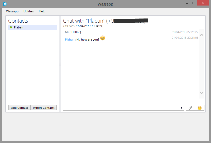 whatsapp for pc windows xp sp2