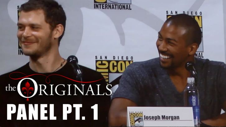 The Originals - Season 2 - Full Comic-Con Panel