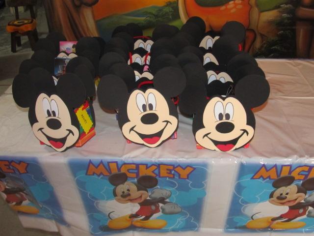 Mickey mouse decoracion fiestas infantiles fiestas - Decoracion fiestas bebes ...