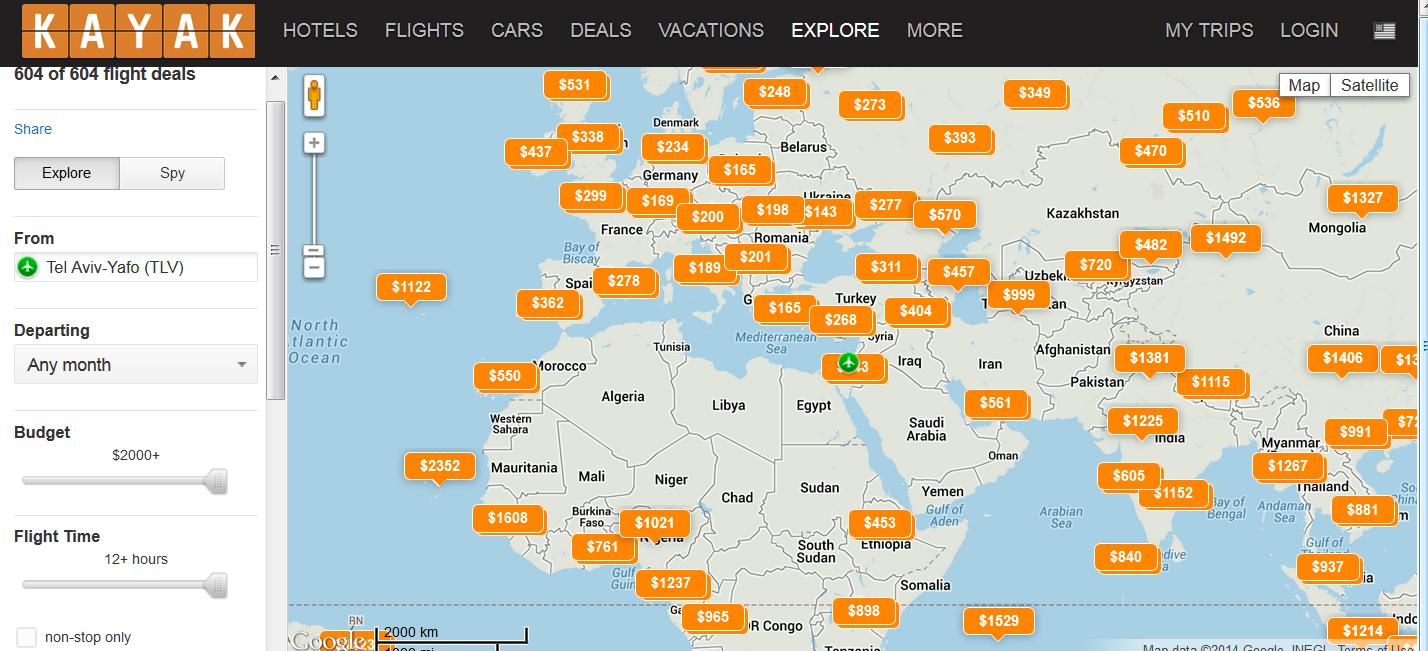"""איך מוצאים טיסות זולות לחו""""ל- לאן אפשר לטוס באיזה מחיר"""