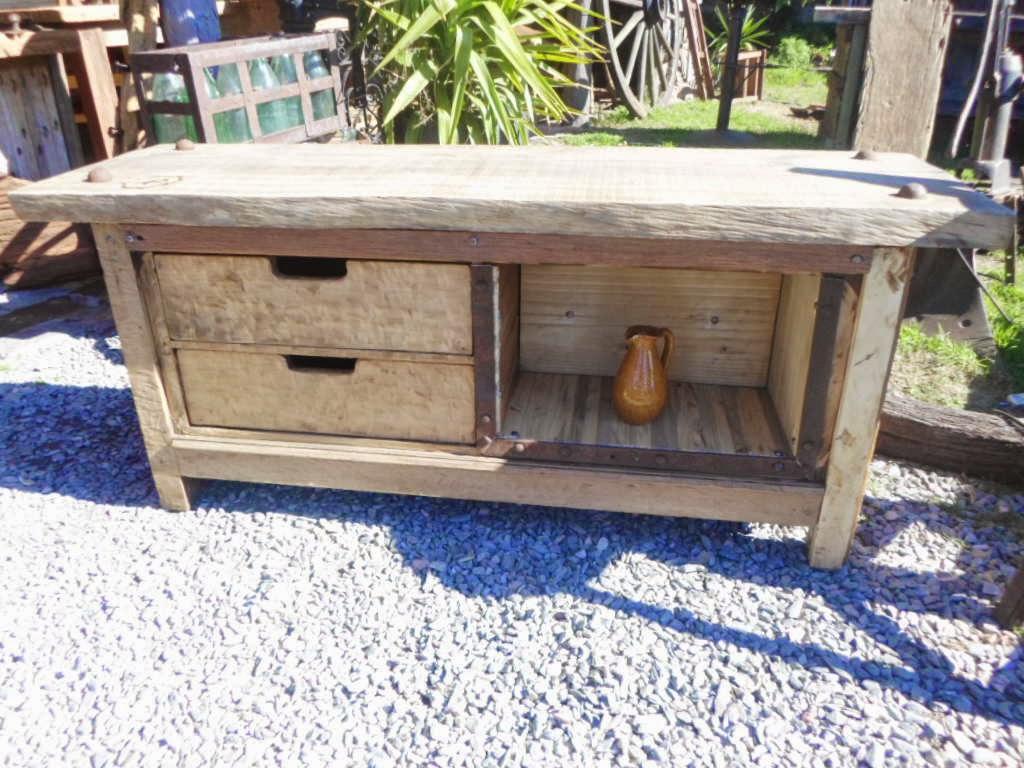 El rancho arte r stico - 4 opciones para restaurar muebles de madera ...
