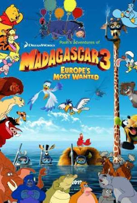 Madagascar 3 Europes Most Wanted Hindi Dubbed Full Watch HD Movie