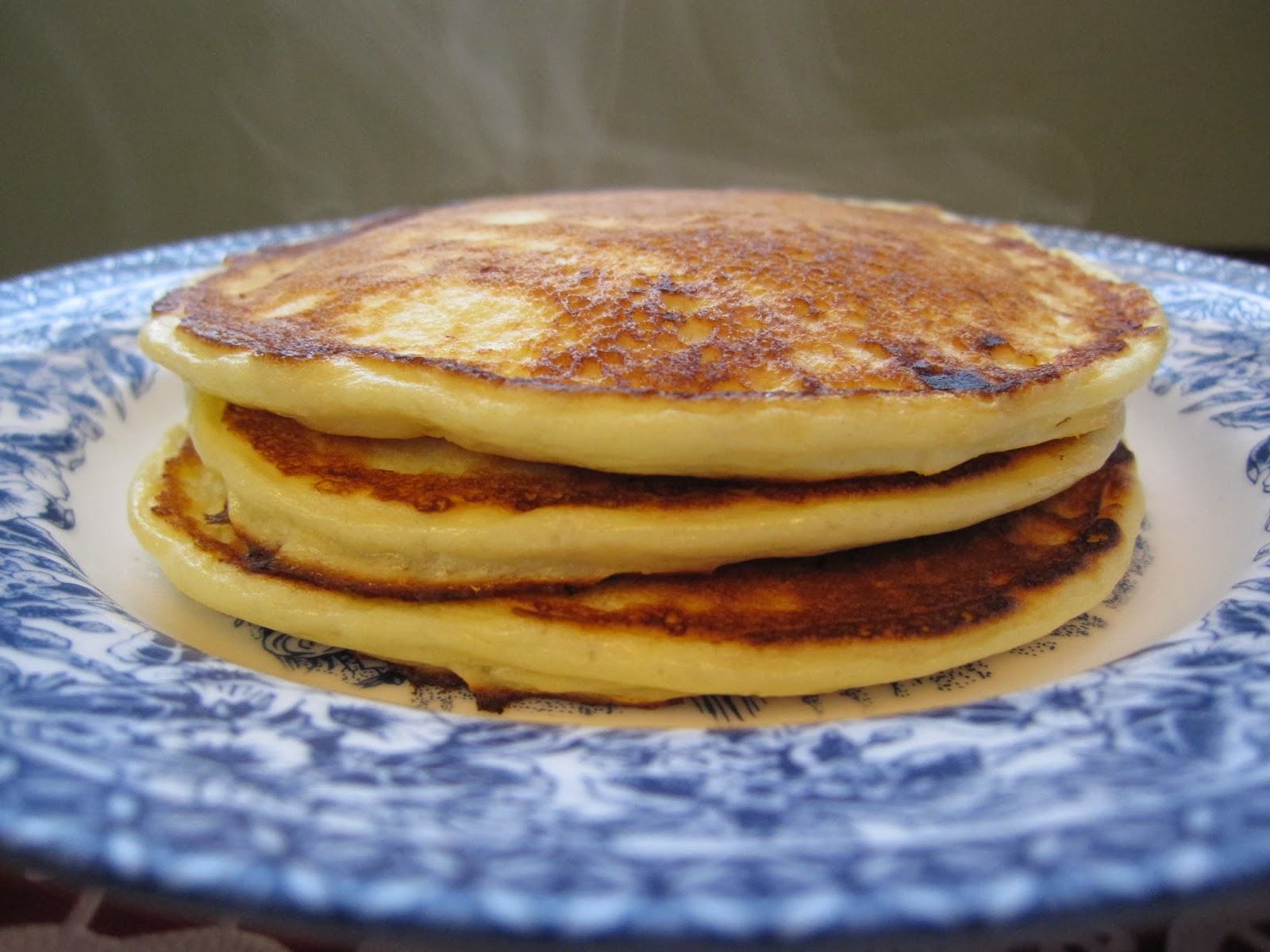 Taste of Madness: Cottage Cheese Pancakes