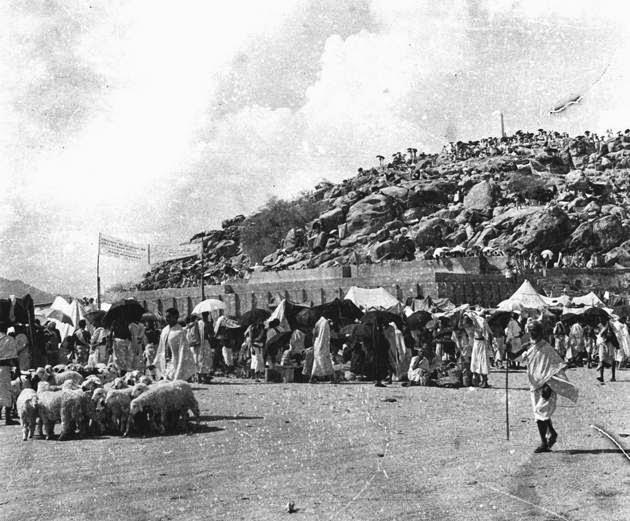 Kisah Kiai Jawa Bertemu Mualaf Eropa di Jabal Rahmah