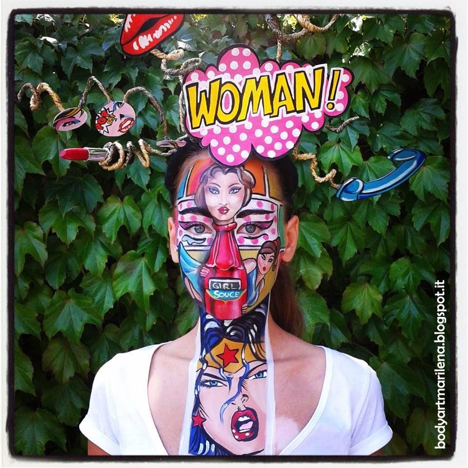 Body Painting Festival 2014 World bodypainting festival