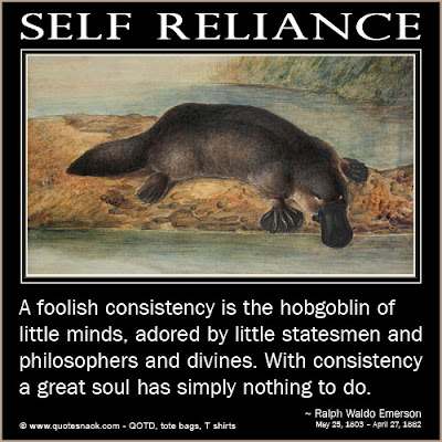 Self-Reliance Individualism