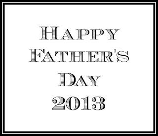Father's Day, Grandpa, Mustache, Printable
