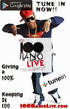 100RadioLive.com