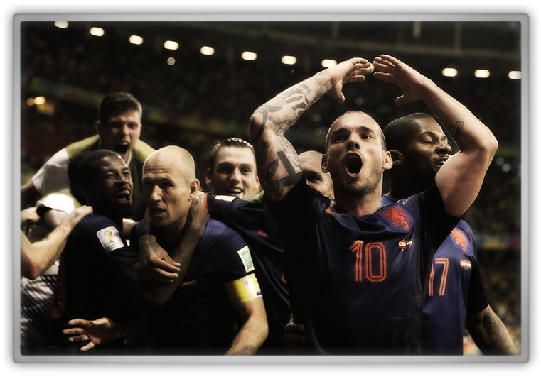 World cup 2014 ned esp spa netherlands spain won nederland cheesecake orange brazil Robin van Persie 10 snijder Arjen Robben