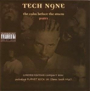 Tech N9ne - The Calm Before The Storm