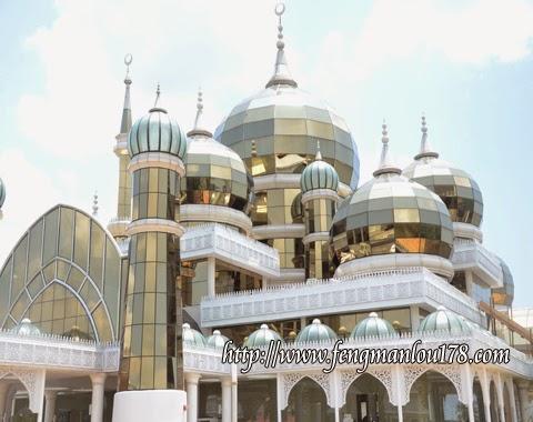登嘉楼水晶清真寺