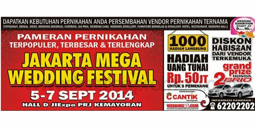 Logo Jakarta Mega Wedding Festival