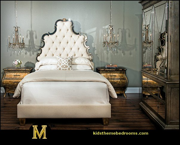 decorating theme bedrooms maries manor vintage glam