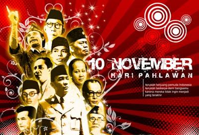 Memperingati Hari Pahlawan Nasional 10 November