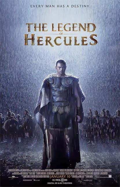 Hércules: El origen de la leyenda (The Legend of Hercules) (2014) Online