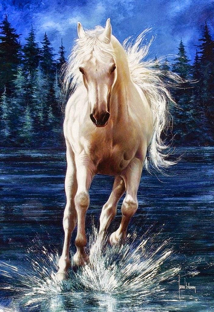 caballos-al-oleo-realistas