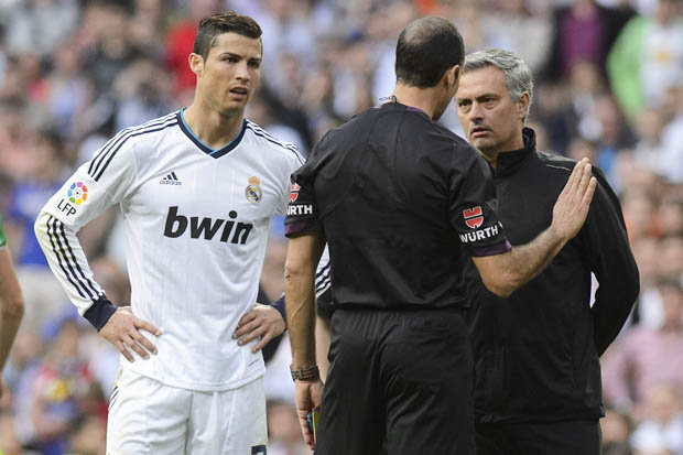 SHOCK: Mourinho could replace Rafa Benitez and be reunited with Cristiano Ronaldo