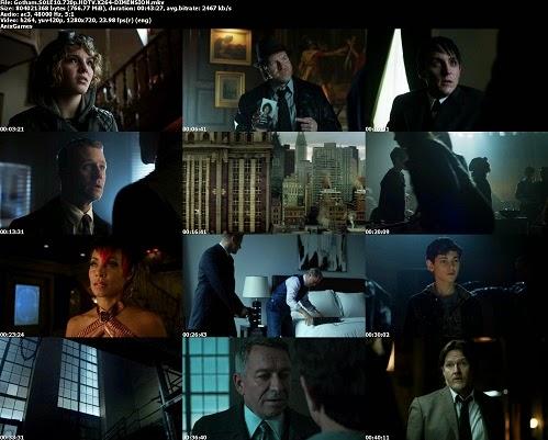 Gotham 1x10 hdtv 720p mega subtitulos en espa ol gratis Gotham temporada 3 espanol