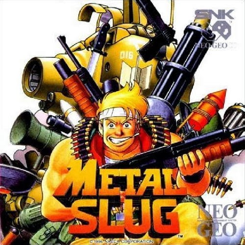 Metal slug team 320x240 Es Nokia C3