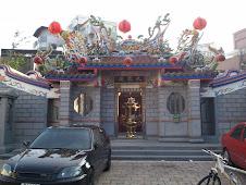 八里左岸旁大眾廟