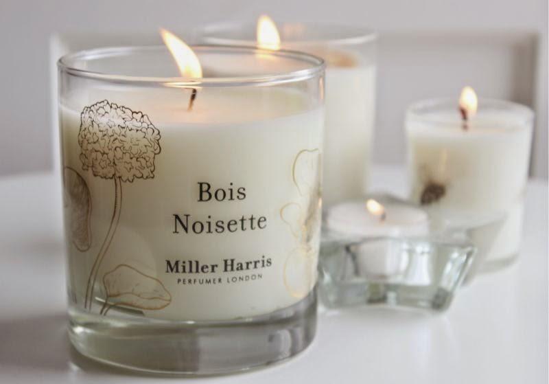 Miller Harris Bois Noisette Candle