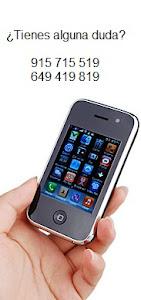 Teléfonos de contacto de Colchonesymas.es