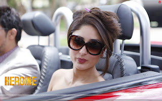 Kareena Kapoor in Farrari Wallpaper Heroine Movie