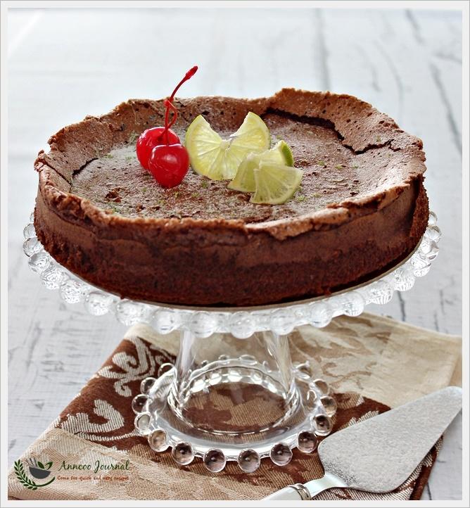 Chocolate Flourless Cake Nigella