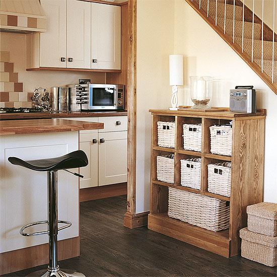 Desain Ruang Dapur Mungil Terbuka