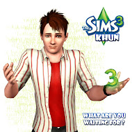 My Nichkhun in The Sims 3