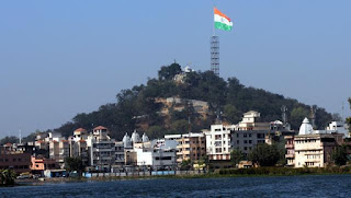 India's largest and tallest tricolour hoisted at Ranchi
