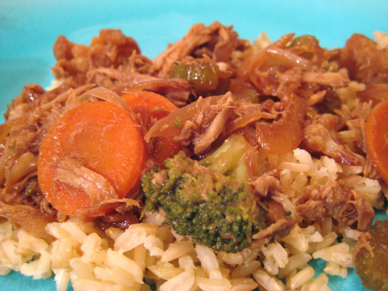 Sisters' Sweet Tooth: Chicken and Veggie Stir Fry