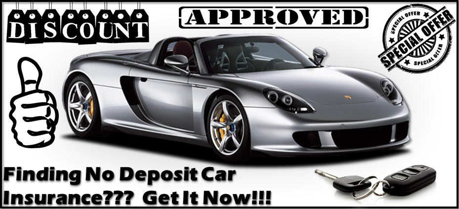 Online Car Insurance With No Deposit