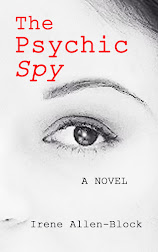 THE PSYCHIC SPY - THE NOVEL