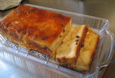 Ivonne's Bread Pudding