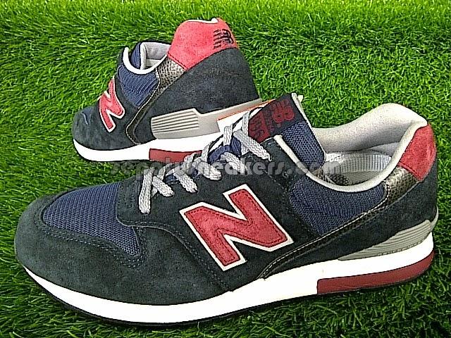 sepatu nb 996 navy red ori