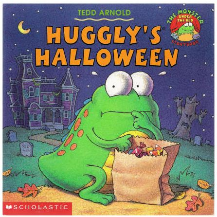 hugglys halloween