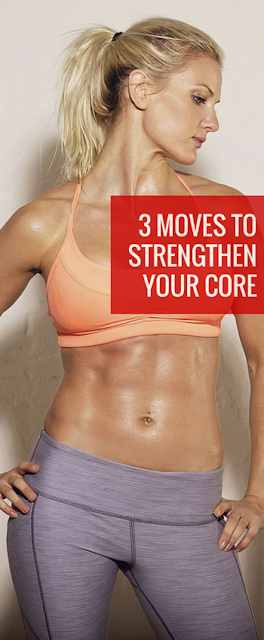 3 MOVES TO FLAT BELLY