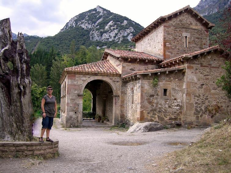 Santa María de Lebeña (Cantabria)