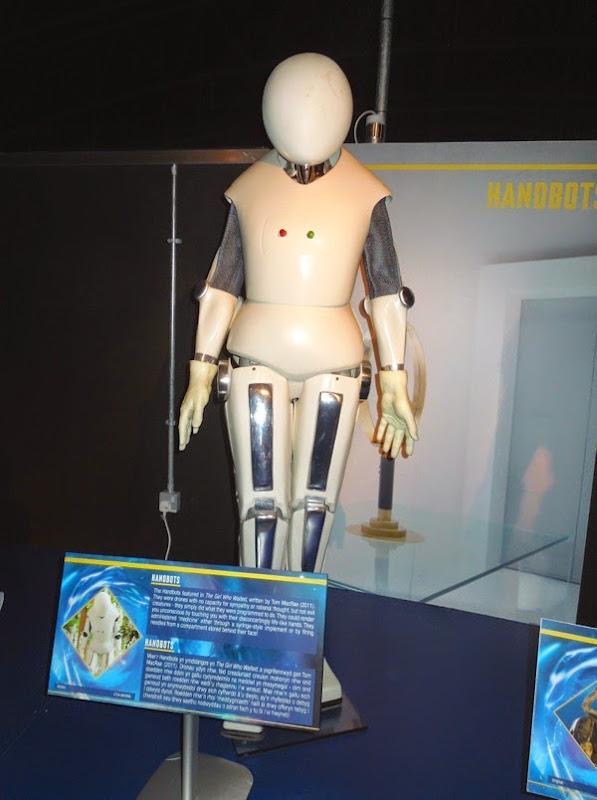 Doctor Who The Girl Who Waited Handbot costume