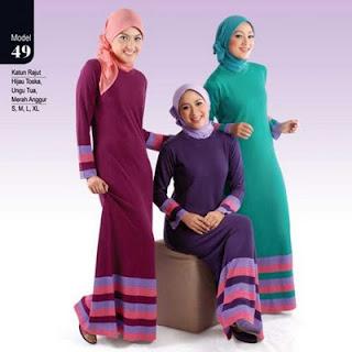 Moslem With Hijab